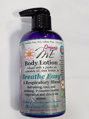 Breathe Easy Body Lotion