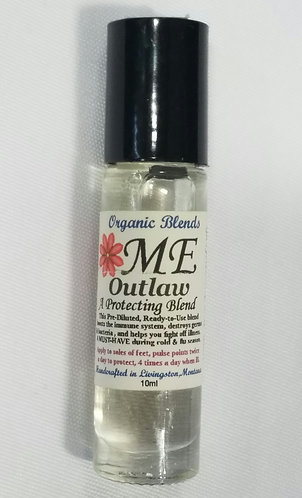 Outlaw 10mL Roller Bottle