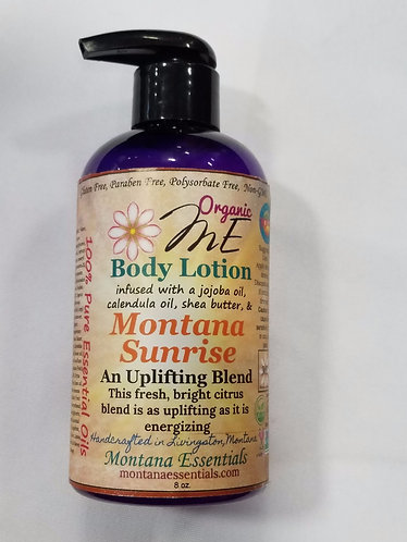 Montana Sunrise Body Lotion