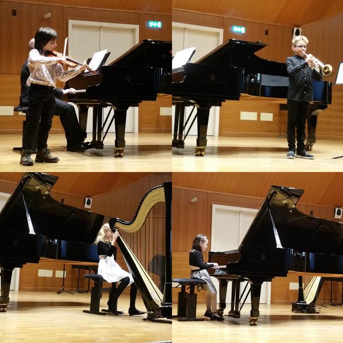 Concerto Conservatorio Dall'Abaco Verona