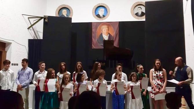 SAGGI DI NATALE 2019 - Ridotto del Teatro Salieri a Legnago