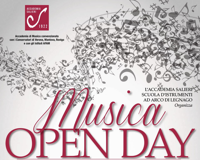 MUSICA OPEN DAY