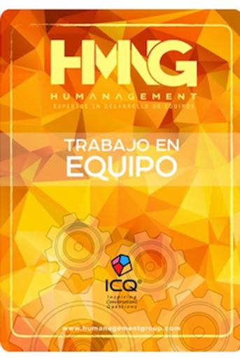 ICQ CARDS© TRABAJO EN EQUIPO