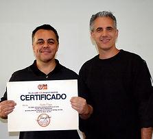 Andrés Camus y Jürgen Klaric