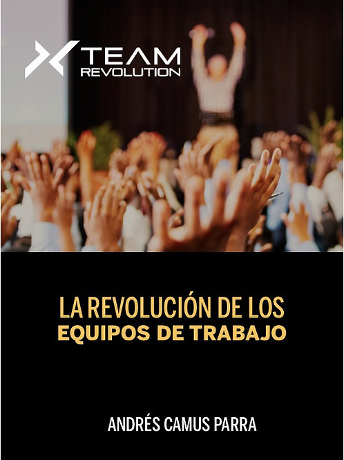 "LIBRO ""XTEAM REVOLUTION"""