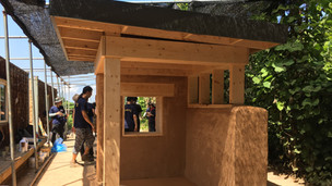 Earthbag Pavilion Workshop