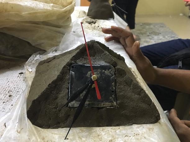 Earthen Clock Workshop