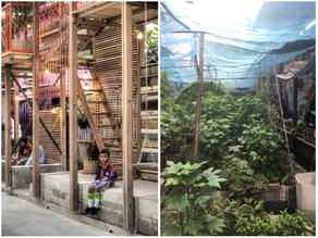 How Klong Toey Community Lantern has changed in 8 years?