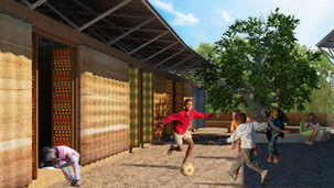 Weave_Senegal Elementary School