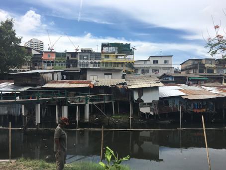 Khlong Toei Slum, Bangkok