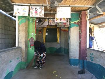 Feliciano Day Care Centre Renovation