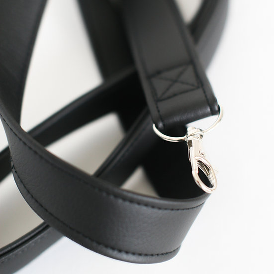 Additional crossbody strap