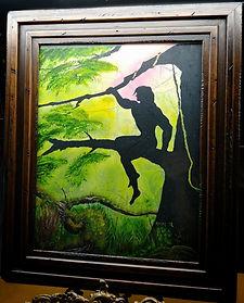 Tarzan of the Apes Framed