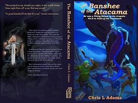 The Banshee of Atacama Paperback Cover S
