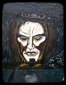 Face in the Abyss by Chris L Adams