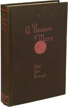 Princes of Mars cover