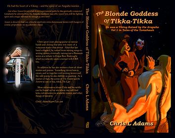 The Blonde Goddess of Tikka-Tikka Paperback