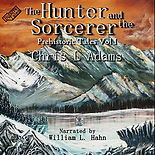 The Hunter and the Sorcerer Audio Cover