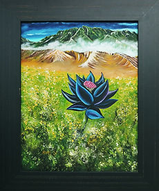 My version of the Magic the Gathering Black Lotus
