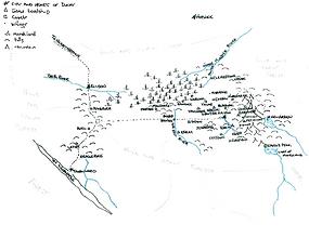 Winterhaven Fantasy Map
