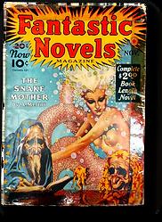 Fantastic Novels - The Snake Mother
