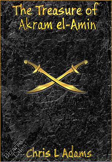 Cover for The Treasure of Akram el-Amin