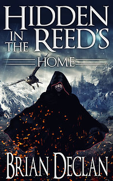 Hidden in the Reed's - Cover