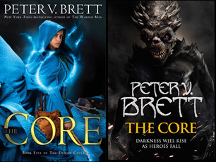 Peter V. Brett's The Core - Critical Review