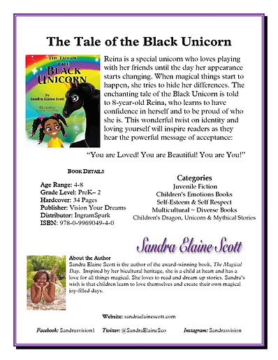 Tale of the Black Unicorn One Sheet.png