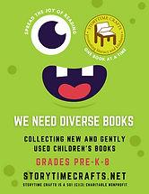 We need DIVERSE books.jpg