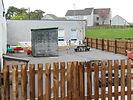 Stirches Primary School nursery playground