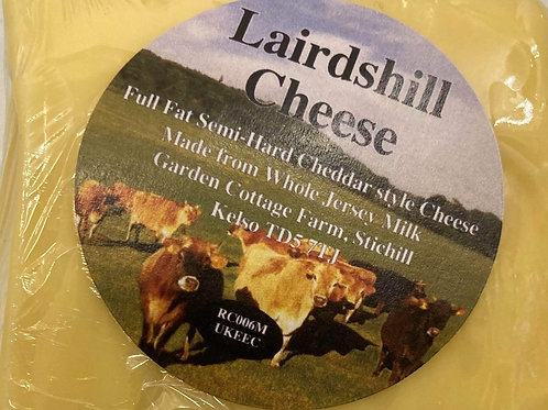 Stichill Jersey's Lairdshill Cheese