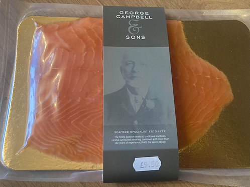 George Campbell & Sons Smoked Salmon