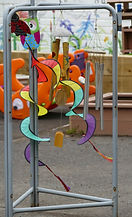 Stirches Primary School playground equipment