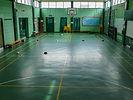 Stirches Primary School gym hall