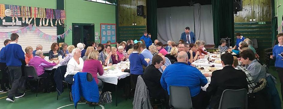 Stirches Primary School fundraiser