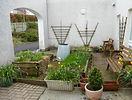 Stirches Primary School garden