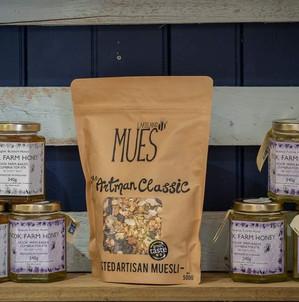 Honey & Museli Selection