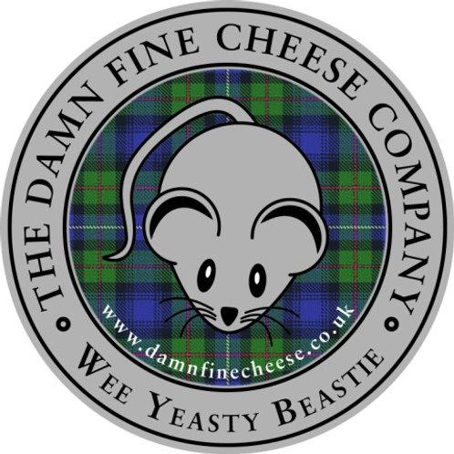 Wee Yeasty Beastie Cheddar