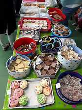 Stirches Primary School coffee morning