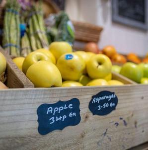 Our fruit & veg