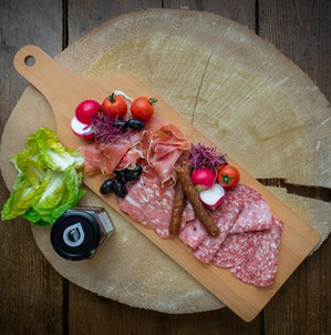 Cured Meats Selection