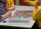 Stirches Primary School pupils playing