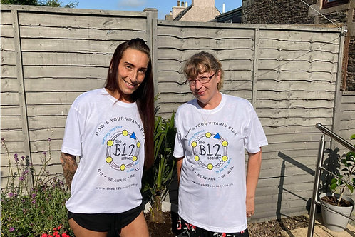 Joining the Dots T-Shirt - The B12 Society
