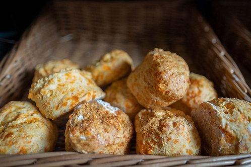 Simon's Cheese Scones