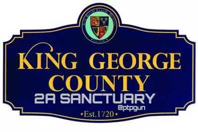Second Amendment Sanctuary, King George County, Virginia is next