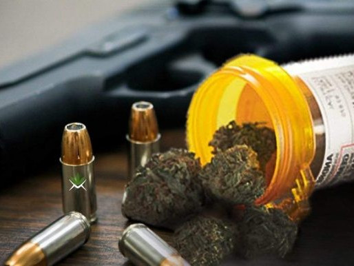 Medical Cannabis, Guns, Maryland