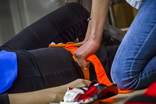 First Aid for Gunshot Wounds