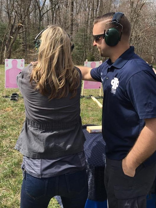 Executive Package- Private Firearms Training