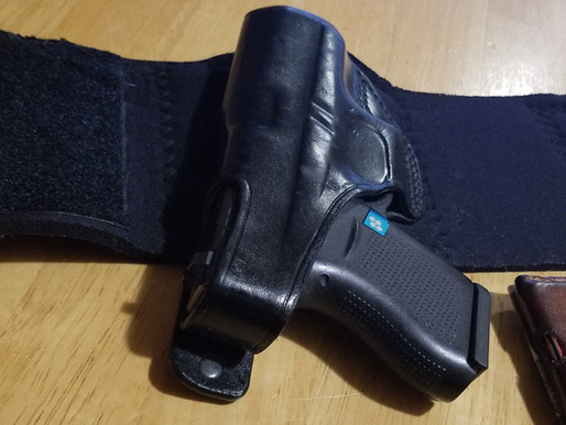 Galco Ankle Glove Review
